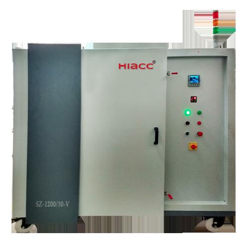 HIACC _ Sub Zero Chamber / Ultra Low Chamber
